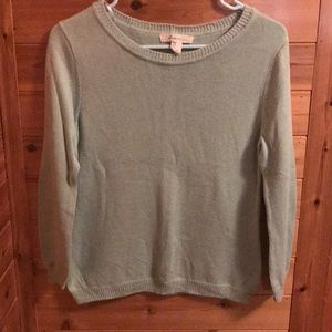 Mint Green Forever 21 Sweater